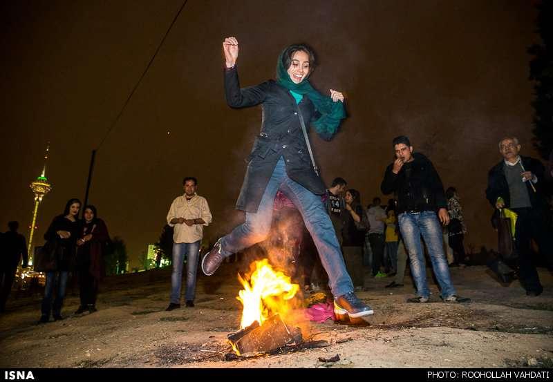 iran chahar shanbe soori
