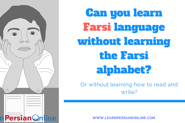 Learn how to speak persian